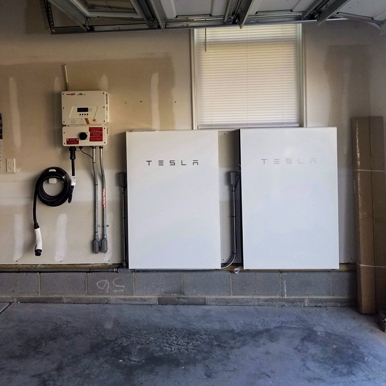 Renshaw Powerwalls 2 Side by Side-2